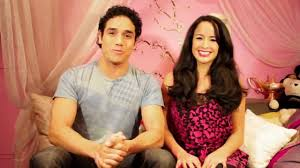 """You Can't Wish For Love"""" with ALADDIN'S, Adam Jacobs and Courtney Reed -  YouTube"""