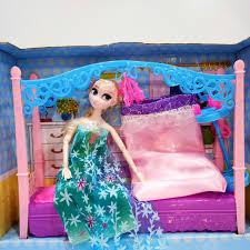 D2042 Hộp búp bê Elsa giường - Nhà Sách Tiến Thọ