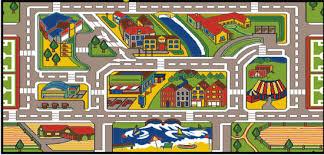Play Carpet Town Country 36 X 79 Walmart Com Walmart Com