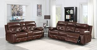 renita genuine leather power reclining