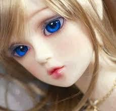 hd wallpapers cute blue eyes doll