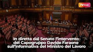 Italia Viva - In diretta dal Senato