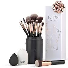 best rated in make up brush sets