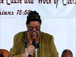 MISSIONARY MELBA COLLINS REPENT - YouTube