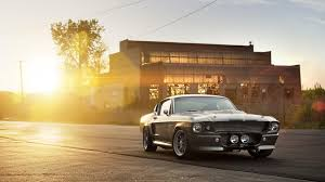 eleanor ford 67 black mustang ultra hd