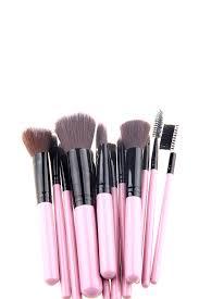 piece luxe edition makeup brush set