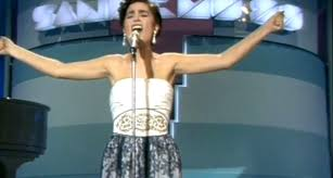 Festival di Sanremo 1989, almeno tu nell'universo - Indiscreto