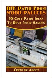 diy patio from wood pallets 10