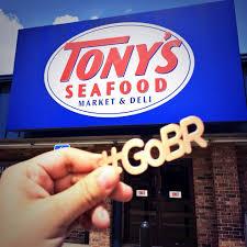 Tony's Seafood - a Tasty Baton Rouge ...