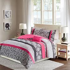 zebra damask polka dot print