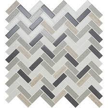 wall tile mosaics and natural stone