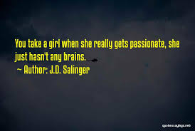 top salinger the catcher in the rye quotes sayings