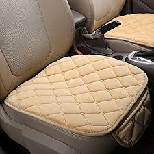 winter plush car seat cover cushion