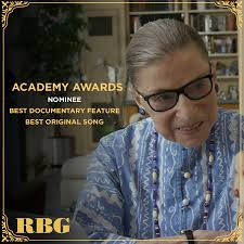 RBG - A Film by Betsy West and Julie Cohen - NJ Family