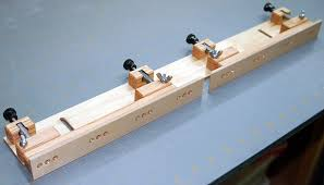 Airfield Models How To Make A Split Fence For A Dremel Router Shaper Table