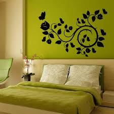 Swirl Flowers Rose Butterflies Wall Sticker Home Decor Bedroom Kids Room Decoration Wall Decals Wall Stickers For Kids Bedrooms Wall Stickers For Kids Rooms From Onlinegame 12 57 Dhgate Com