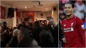 Liverpool's Virgil van Dijk song a huge ...