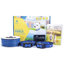 Electric Dog Fence By Goodboy Invisible Perimeter Fence Prevents Pets Escaping Underground System Is Easy To Set Up Maintenance Free Suitable For Dogs Big Or Medium Superb Follow Up Support