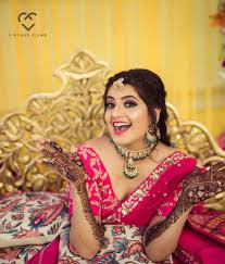 bridal makeup artist pratishtha arora