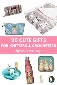 20 gifts for knitters or crocheters
