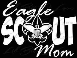 Eagle Scout Mom Vinyl Decal Sticker Boy Scouts Bsa With Eagle Emblem Scout Mom Eagle Scout Eagle Emblems