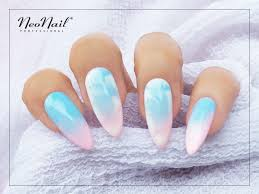 Sweet Pastel Nails Inspirations Light Blue Manicure Pink Pastel