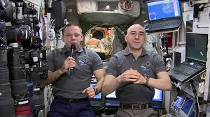 Cosmonauts from the ISS congratulated Russians on the Day of Russia -  Teller Report