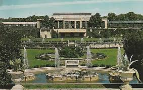 pa longwood gardens conservatory