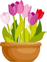 Garden Fence Clipart Flower Pots Clipart Png Transparent Cartoon Jing Fm