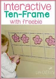 free interactive ten frame activities