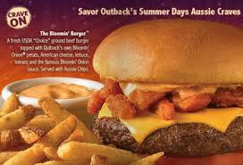 outback steakhouse presents the