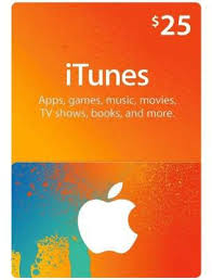 apple 25 itunes gift card us