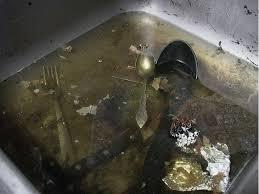 unclog your kitchen sink