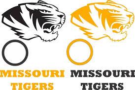 Missouri Tigers Cornhole Set Of 6 Vinyl Decals Stickers Mizzou Bean Bag Toss