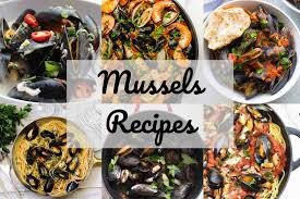The Best Easy Mussels Recipes - Slow ...