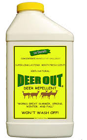 Liquid Fence Deer Rabbit Repellent