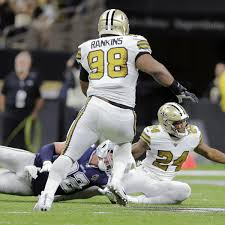 On our shoulders': Saints defense ...