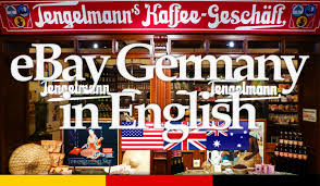 eBay.de Germany Site Version in English! — The Easy Guide