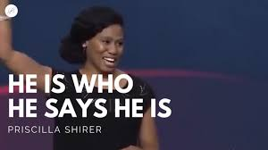 Going Beyond Ministries with Priscilla Shirer - He Is Who He Says He Is -  YouTube