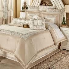 elegante faux silk luxury comforter