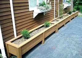 deck garden box scottideas co