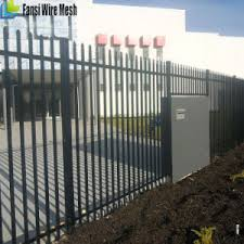 China Suppplier 5ft X 8ft Heavy Duty Galvanized Steel Fence Panels China 5ft X 8ft Steel Fence Galvanized Steel Fence Panels