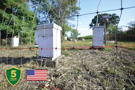 Bee Bear Netting Powerfields High Quality Electric Fence