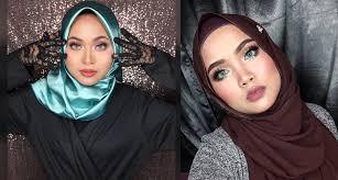 cantik dan berpatutan 5 makeup artis