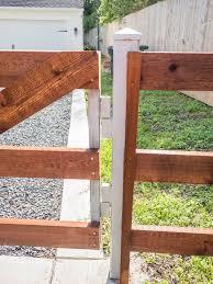 Residential Cedar Wood Fencing 2 Western Red Cedar Fencing Aber Fence