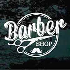 Salon Barber Car Decals Stickers Decal Junky