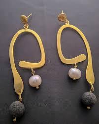 es 208 es 208 earrings with stones