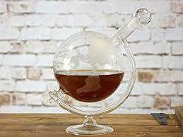 globe decanter world carafe