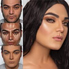 makeup transformation king shoaib khan
