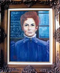Minerva Lovena Smith Fry – Boundary County Historical Society & Museum